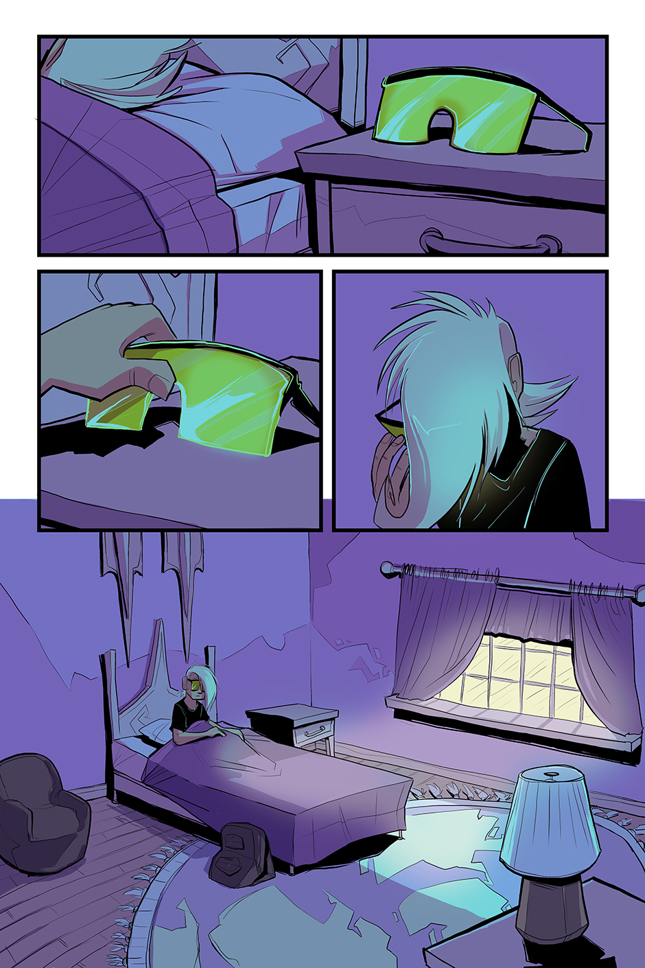 Chapter 1 – Prologue Page 7